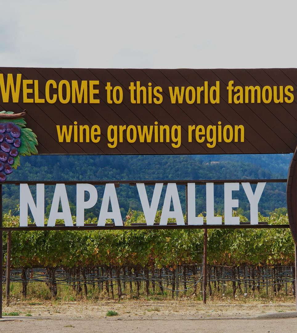 DIRECTIONS TO OUR LUXURIOUS NAPA INN