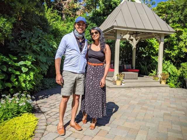 Travel in the Time of Covid - an Interview with Shilpa & Sudip Lahiri